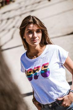 Découvrez notre collection 75th ! Riche en couleur pour apporter de la gaieté à votre tenue.