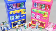 Drinks Vending Machines Tayo The Little Bus English Learn Numbers Colors Toy Surprise http://youtu.be/5MJRA4kawSI