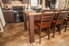 Commodore Homes of Pennsylvania 3A235A Astro Ranch. Great open floor plan - spacious kitchen with large island, great cabinet storage, as well as an enormous walk in pantry!