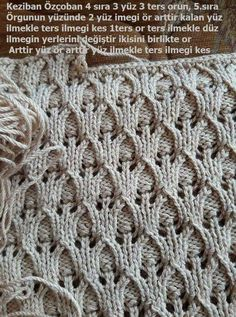 ideas for crochet lace scarf pattern charts Easy Knitting Patterns, Knitting Charts, Knitting Designs, Stitch Patterns, Crochet Patterns, Crochet Lace Scarf, Crochet Cardigan Pattern, Lace Knitting, Crochet Stitches