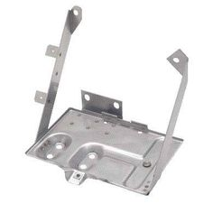 Battery Tray  Fits 1976 to 1986 CJ; Stainless steel; Clamp sold seperately; Battery Tray  JEEP CJ5 CJ7 SCRAMBLER BASE 1976 1977 1978 1979 1980 1981 1982 1983 1984 1985 1986 2.5L  (151) 2.5L (150) 3.8L (232) 4.2L (258) 5L (304) GAS. Crown Automotive Battery Tray  5764665ST Battery Tray. Price: $40.84; Shipping: Calculated at checkout.