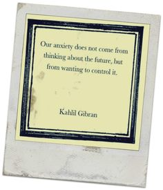 Quote Kahlil Gibran