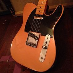 Fender Copper Telecaster!!!