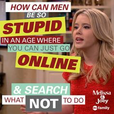 """S4 Ep16 """"The Early Shift"""" - Best advice from Lennox... EVER! #MelissaAndJoey"""