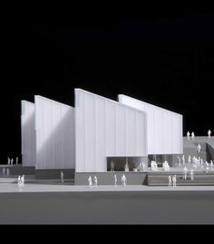 Turner Contemporary Gallery in Kent, England by David Chipperfield