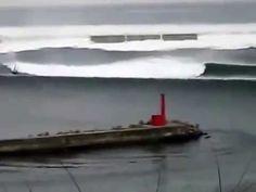 Tsunami Japan Wave Incredible!!