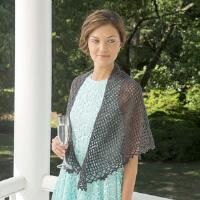 Downton Abbey Dowager Shawl Free Download