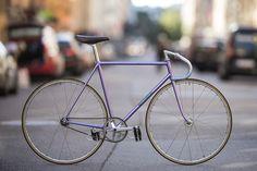 Full njs track bike
