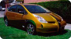 Toyota 'Prius BK1', New York Times Concept Vehicle - Newskool | Barris Kustom Industries