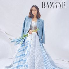 김지원 (@geewonii) • Instagram photos and videos Kim Ji Won, Bazaars, Korea Fashion, Korean Actresses, Harpers Bazaar, Korean Girl, Duster Coat, Girls Dresses, Photoshoot