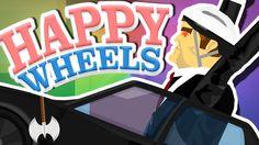nice Happy Wheels | EVIL DAD ATTACKS!!