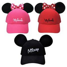 89d5d984ff0 Disney Mickey Minnie Mouse Black