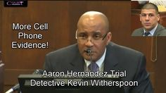 Aaron Hernandez Trial Day 11 Part 4 (BPD Detective Kevin Witherspoon Tes...