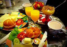 Gemütlich Frühstücken beim Kaufpark