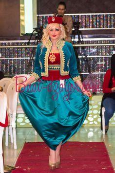 caftan-tenue-algerienne-mariee-tasdira-karakou-kabyle-2014-8303