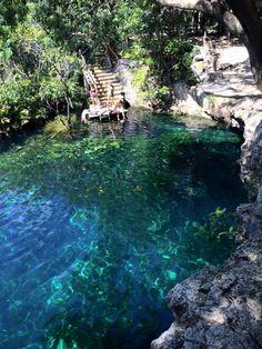 Cenote Ponderosa/Jardin del Eden Tulum Mexico | Tulum Living City Guide and Events Calendar