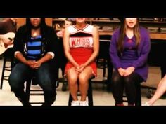 Glee - Shake It Out (Full Performance) (Official Music Video)