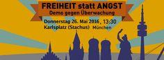 26.5.2016 13:30 Stachus München