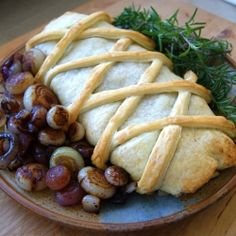 Vegetable Wellington by Seasonal Savory - seriously delicious looking..