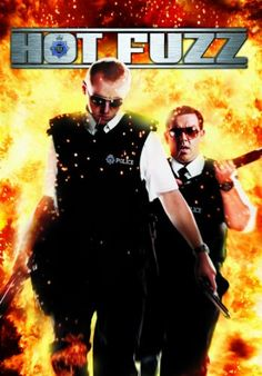 Hot Fuzz. My favourite Simon Pegg & Nick Frost film by far. I've seen this so many times but it always makes me laugh