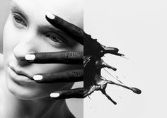 diptych photography     .Illustrate Me. by ~Psychosomaticc on deviantART