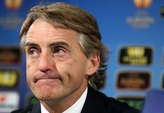 Mancini: Inter's Europa League exit all my fault