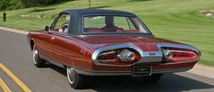 1963 Chrysler Turbine  Visit http://www.northlanddodge.ca/ for more Dodge vehicles for sale in Prince George BC