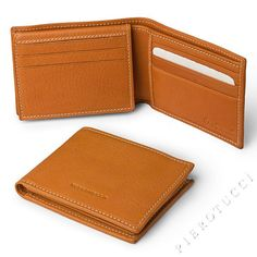 Handmade quality from Florence Italy makes an ideal #FathersDay gift.  What makes it even better?  Have it monogrammed.  http://www.pierotucci.com/men/wallets/
