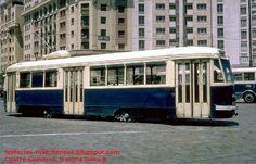 Antiguo tranvía Cuatro Caminos MADRID
