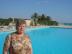Pool of our Hotel Del Levante in Torre Canne on the Adriatic