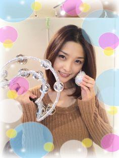 your-tumblr-is-good:  リハーサル 石川梨華オフィシャルブログ「Happy」Powered by Ameba