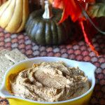 Pumpkin Pie Dip for Fall. This is the recipe 4 the pumpkin dessert we made in Weight Watchers. Just use a can of pumpkin, tub of fat free cool whip and sugar free pudding. Add any spices and extracts that you enjoy