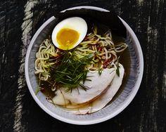 Turkey Ramen Recipe for Thanksgiving leftovers - Bon Appétit