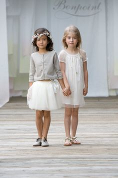Défilé Summer 2013  I love the neutrals here, as well as the texture of the fabrics.