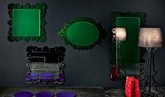 #miniforms Specchio Madame
