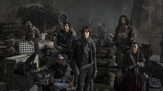 [PHOTO] Star Wars: Rogue One Casts