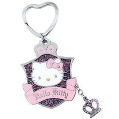 Hello Kitty Key  Fob Find for Miss Z