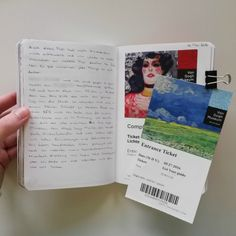 keeping a regular journal