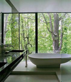 modern bathroom - Google Search