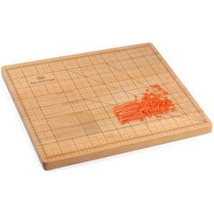 """The OCD Chef Cutting Board."" This would be great. $25.99"