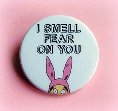 Hey, I found this really awesome Etsy listing at http://www.etsy.com/listing/157434865/louise-bobs-burgers-button-badge-or