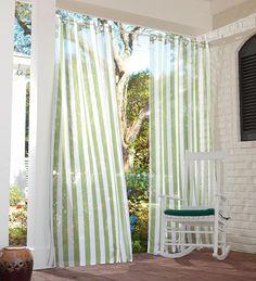 Lovely Outdoor Curtains | Stuff | Pinterest | Outdoor Curtains, Curtains And  Outdoor