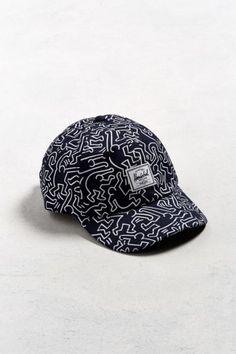 Sylas Keith Haring Baseball Hat  3d80fce8786