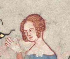 Romance of Alexander. MS Bodl. 264, fol. 54r, c. 1340.