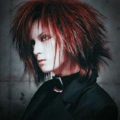 Dir en grey, Kaoru, being gorgeous!