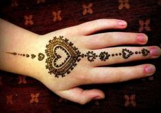 The love for Henna Mehndi is born young. I remember how excited I would get at just the mention of mehndi when I was a kid. Something ab. Henna Hand Designs, Mehandi Designs For Kids, Latest Henna Designs, Mehndi Designs For Beginners, Mehndi Designs For Hands, Henna Tattoo Designs, Henna Tattoos, Hena Designs, Tattoo Ideas