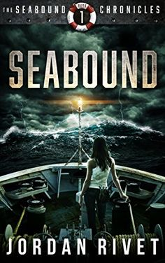 "Seabound (Seabound Chronicles Book 1) by [Rivet, Jordan]  post-apocalyptic  ""Well thought out and well written. I found the characters to be likable heroes and nasty villains, just as they should be. They story has action, adventure and romance all balanced nicely. I give this book a 4 out of 4 star rating."" - OnlineBookClub.org"