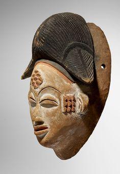 African Masks, African Art, Masks Art, Culture, Art, Blank Mask, Africa, African Artwork