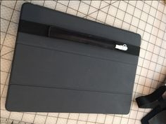 DIY Apple Pencil holder for iPad