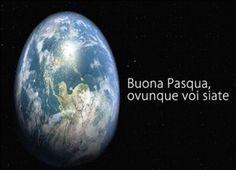 Che il mio messaggio di auguri arrivi in tutto il mondo VVTB buona pasqua by eroszumbo